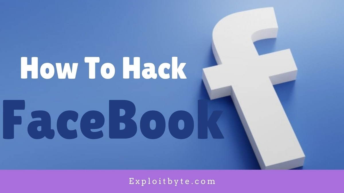 How To Hack Facebook New