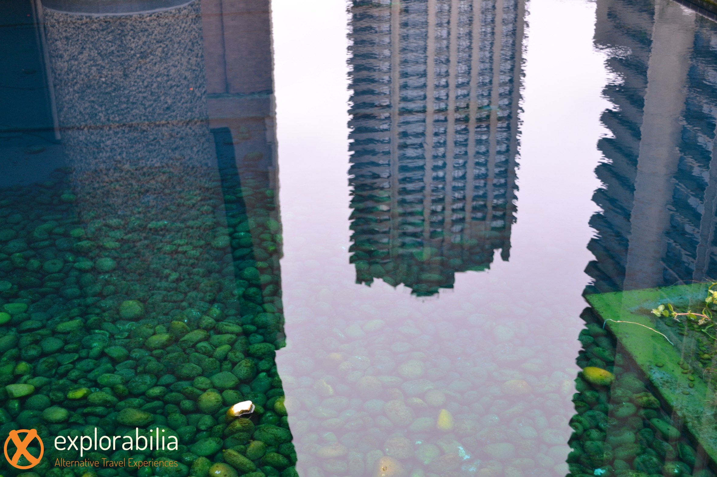 Barbican Reflections 8