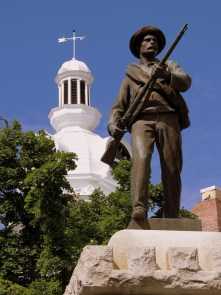 Rutherford County Confederate Soldier