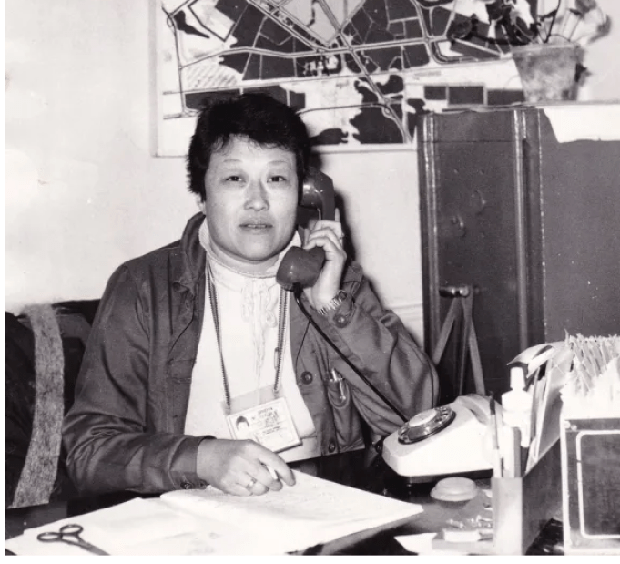 Maria Protsenko, Chief Architect of Pripyat