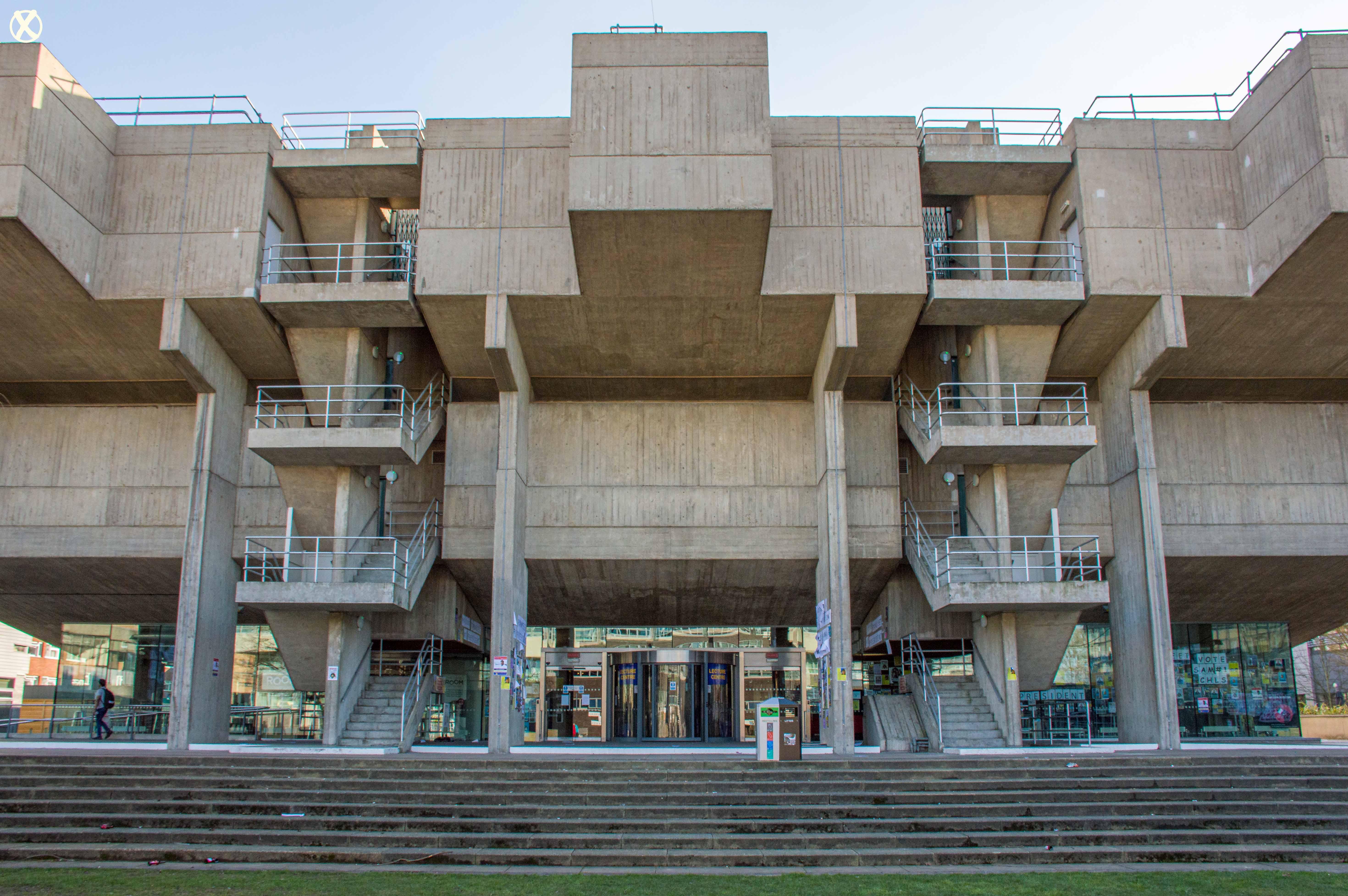 Lecture Theatre Block, Brunel University