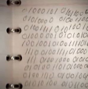 Penniston binary code Rendlesham Forest incident