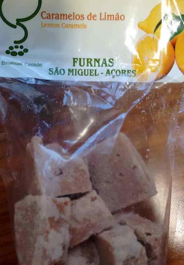 Caramelos das Furnas, Açores