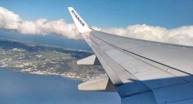 Voo Açores