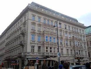 Viena Café Mozart e Hotel Sacher