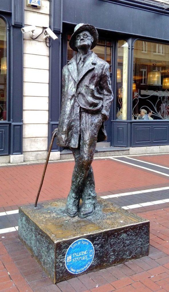 James Joyce Dublin