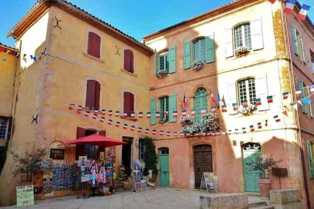 Rousillon, Provença