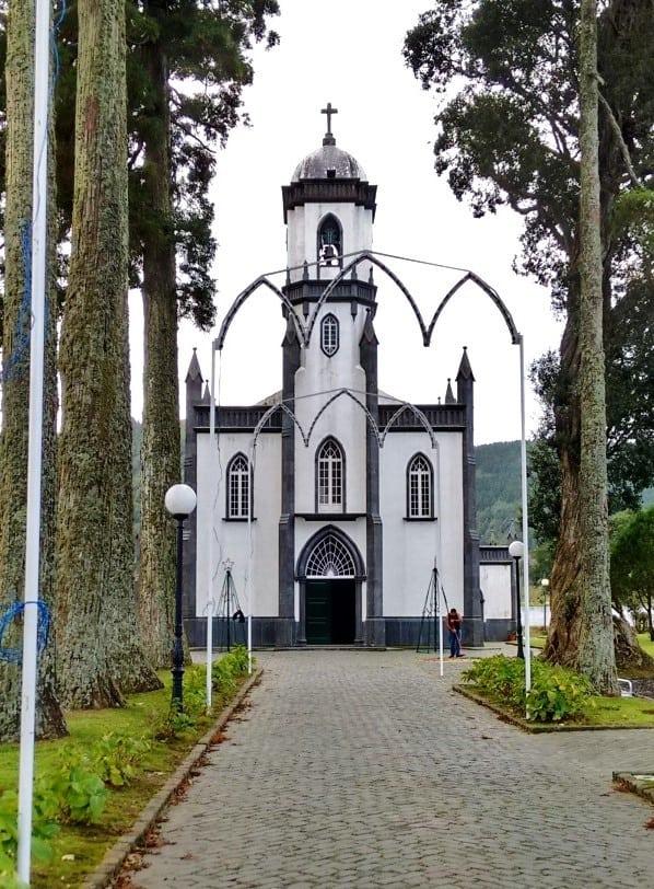 Igreja de São Nicolau Sete Cidades, Açores