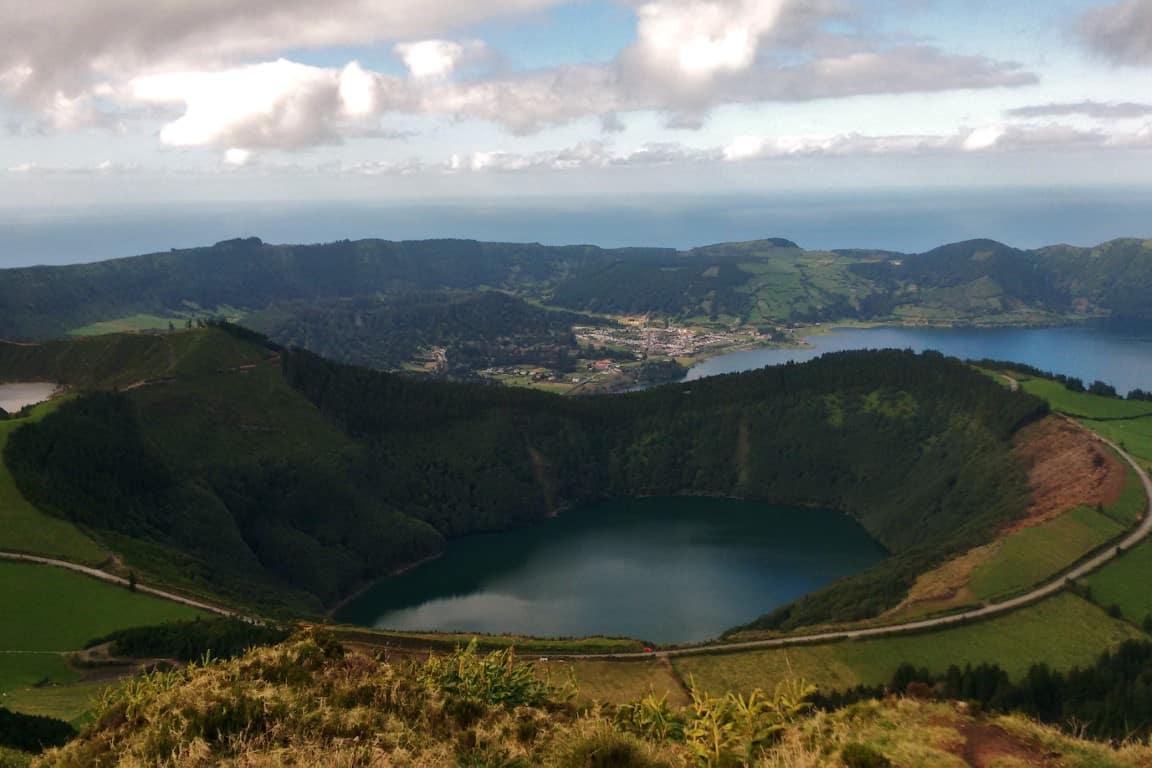 Lagoa do Canário S. Miguel, Açores