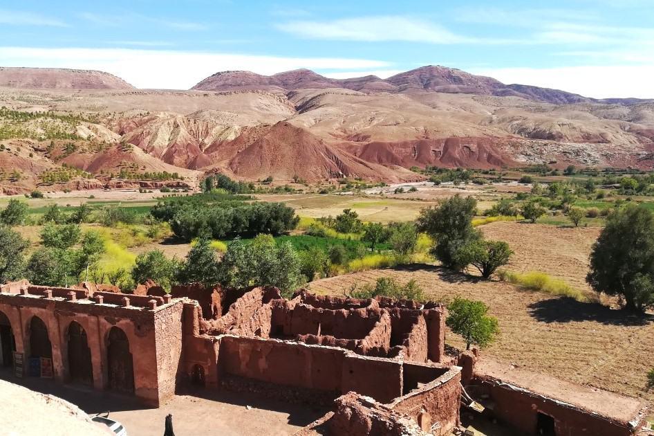 Telouet, Marrocos