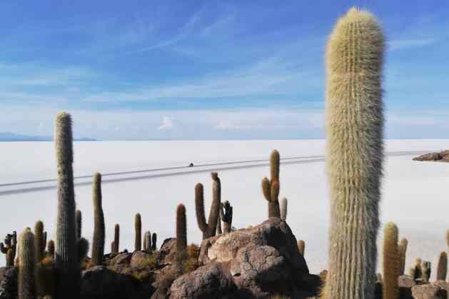 Deserto de Uyuni Bolívia