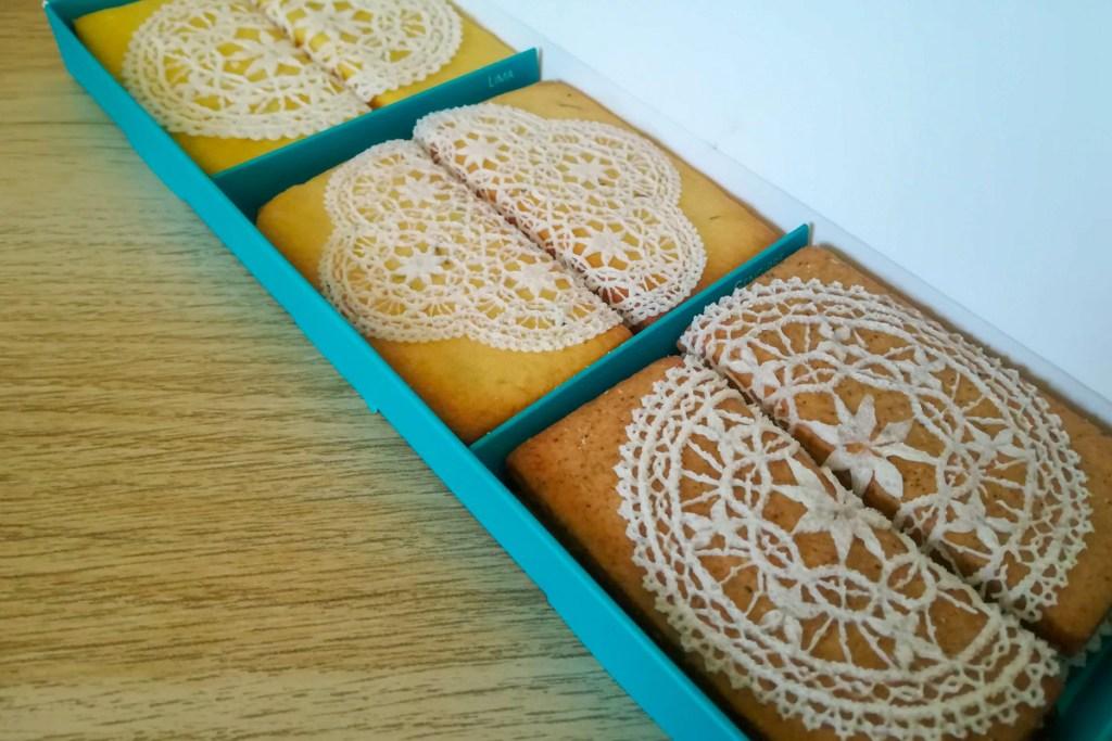 Rendas doces de Peniche, uma das especialidades que se pode encontrar na Calé