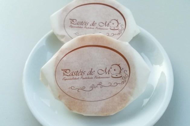 Pastéis de Mós, da Pastelaria Portomosense, candidato às 7 Maravilhas Doces de Portugal