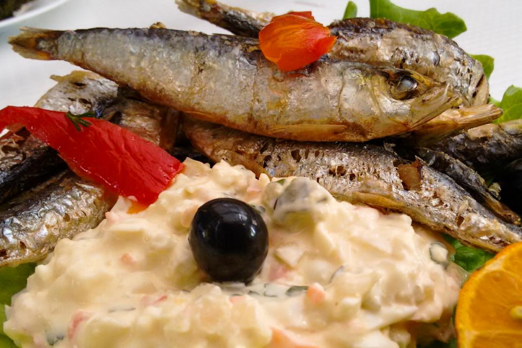 Peixe nos Açores