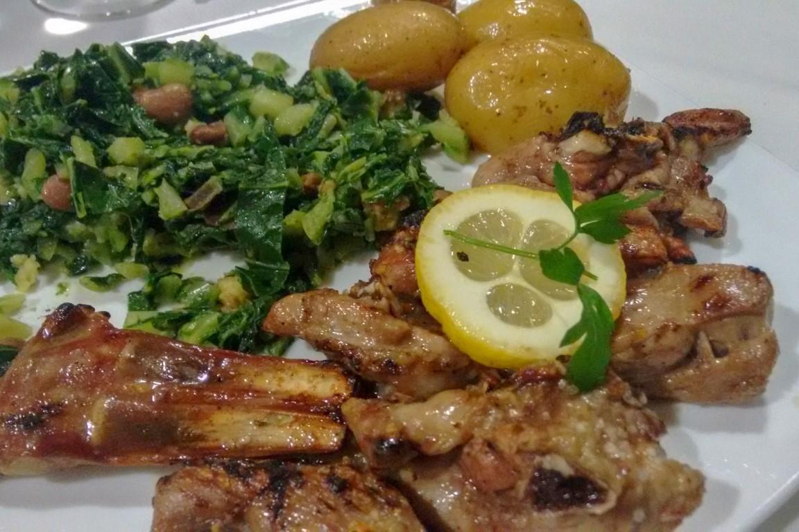 Comer em Tomar - Cabrito Restaurante Lúria