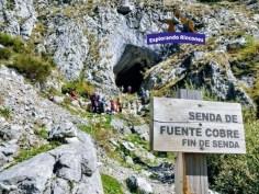explorando rincones senda cobre cueva cobre montaña palentina (7)