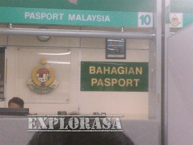 tmpat buat passport
