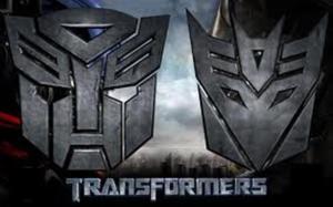 lambang transformers