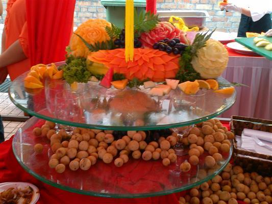 buah-buahan tempatan