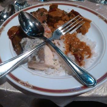 lauk makan tegahri