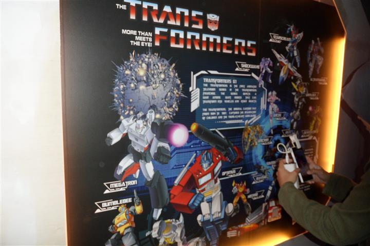 Transformers sedikit terkini