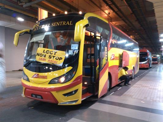 bas ke LCCT