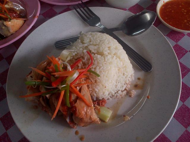 gambar nasi ayam