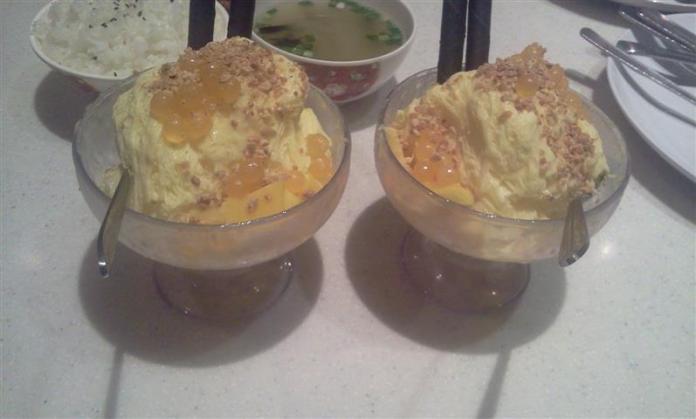 Mango Iced Floss