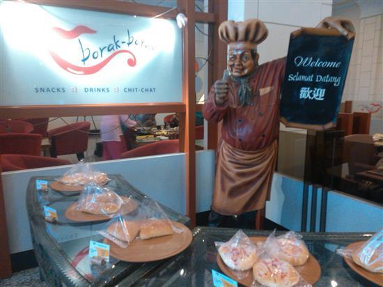 selamat datang ke cafe Borak-Borak