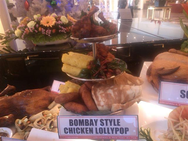 Ayam Masak ala Bombay