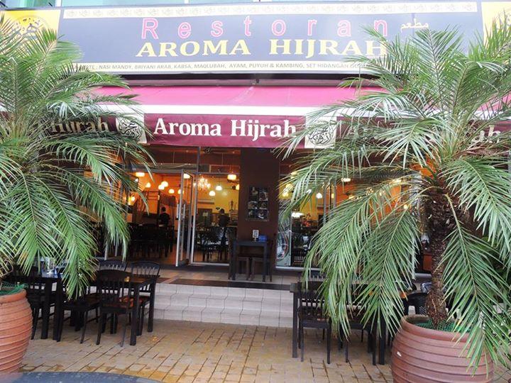 restoran nasi arab