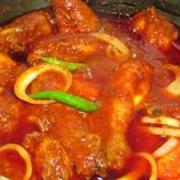 ayam masak merah simple