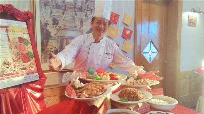 gambar chef hotel