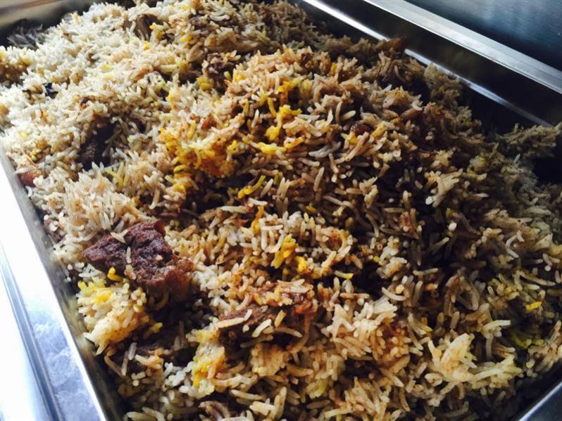Nasi Briyani Gam