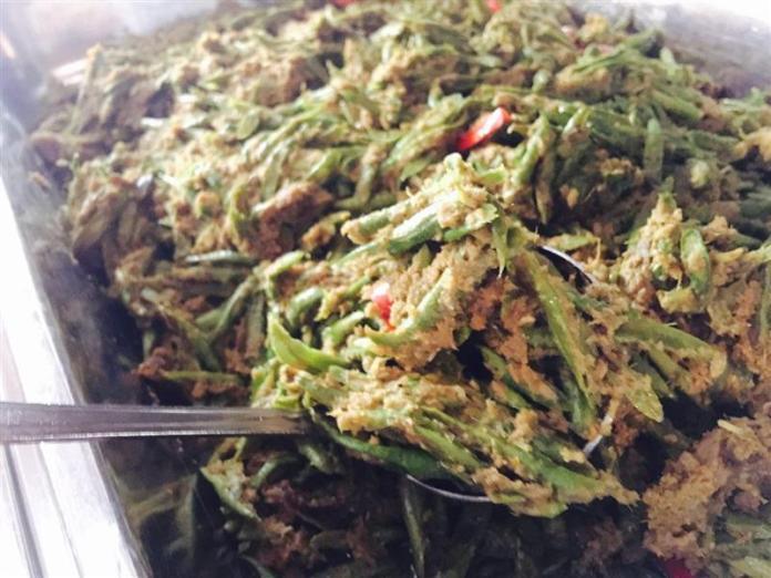 Sayur Buncis Ala Bombay