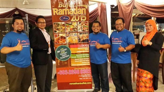 #BloggerKakiMakan bersama Encik Syaiful, pengurus Felda D'Saji
