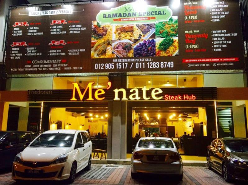 menate-steak-hub-danau-kota