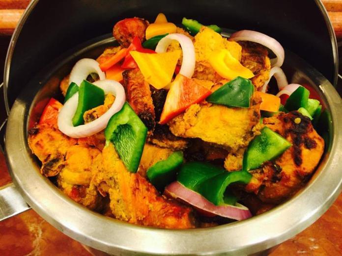 Ayam Tandoori
