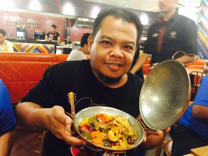 Restoran Ayam Peri-peri Nandos Sunway Putra Mall