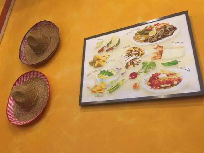 sombrero - hiasan - dinding - 4