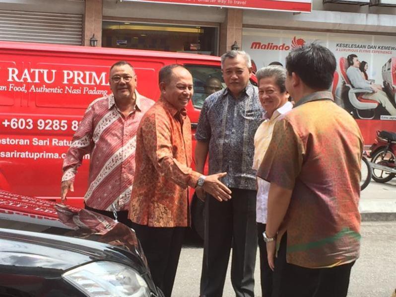 Bapak Marsekal TNI Herman Prayitno