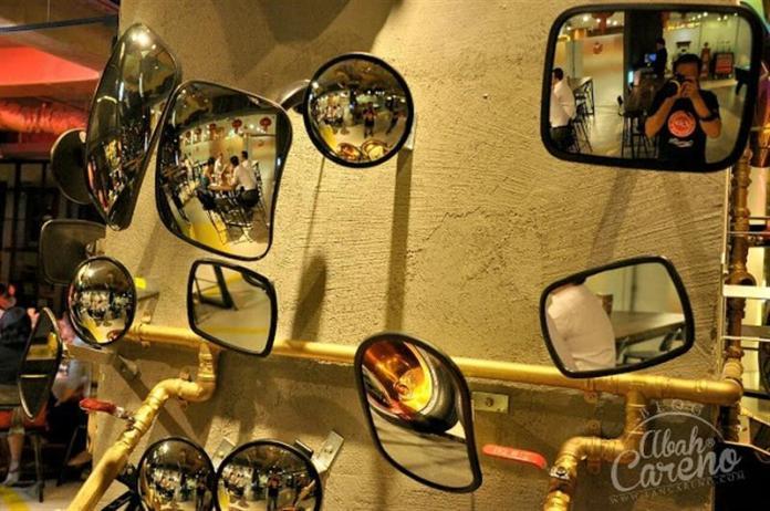 cermin muk side mirror