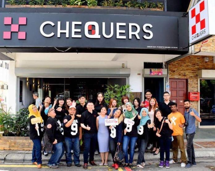 destinasi pertama, Chequers