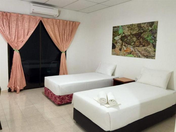han-rainforest-resort-bilik