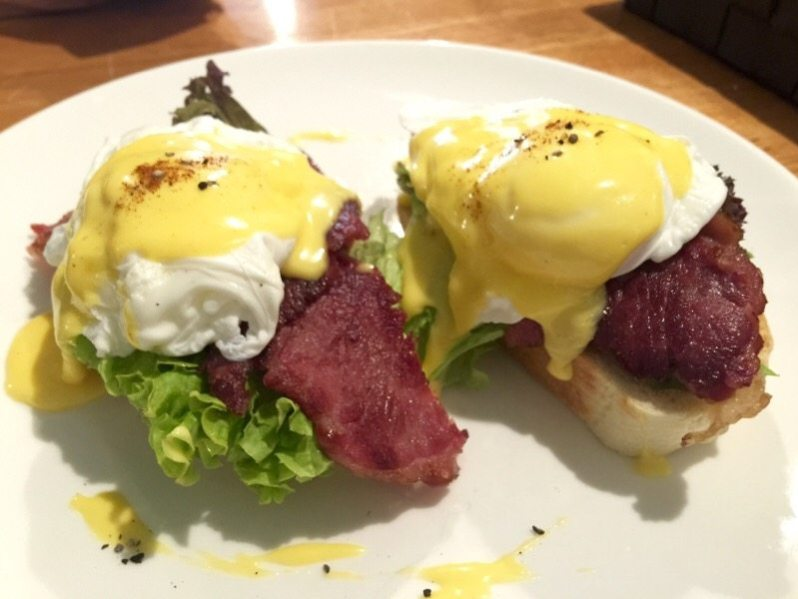 Eggs rockkafella