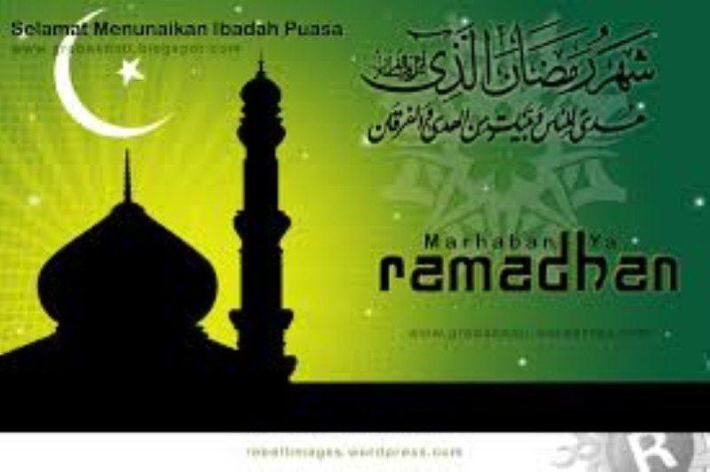 lambaian Ramadhan yang semakin ahmpir