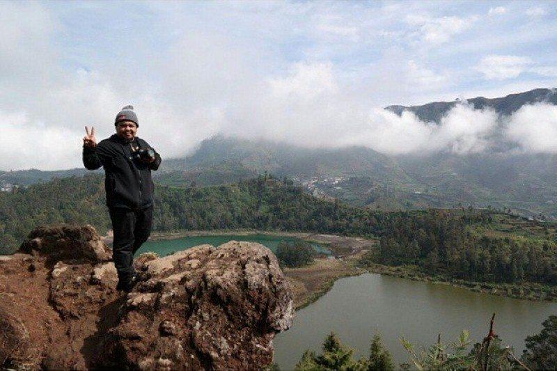 trip tajaan Air Asia ke Jawa Tengah