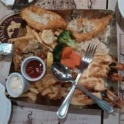 gambar seafood platter manhattan fish market