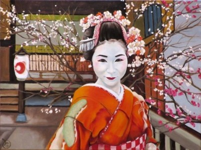 Aya Maiko by Yoshi Kamei