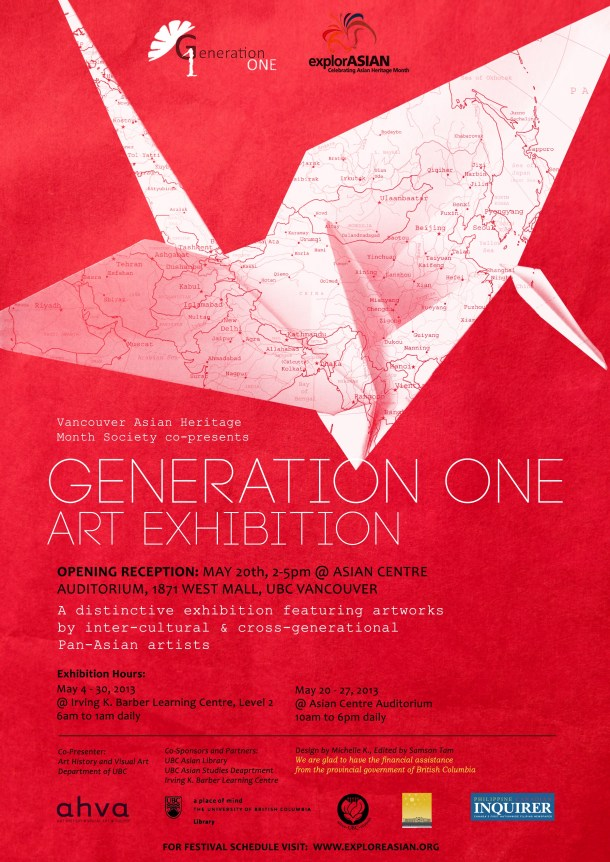 Generation One Poster 2013